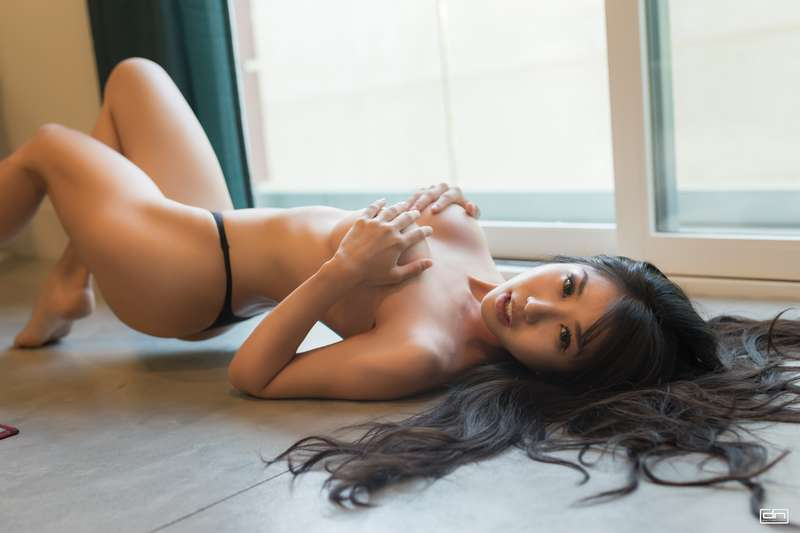 Ashley Jean Oak Nude Asian Model Ashologie Leaked From Korea