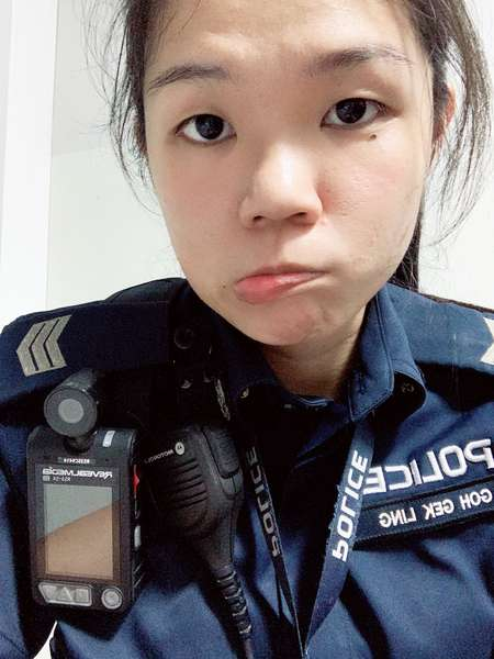 Goh Gek Ling Scandal Singaporean Police Nude Pictures And Sex Videos Asian Leaked Full